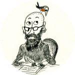 Davide Calì fumetto sketch